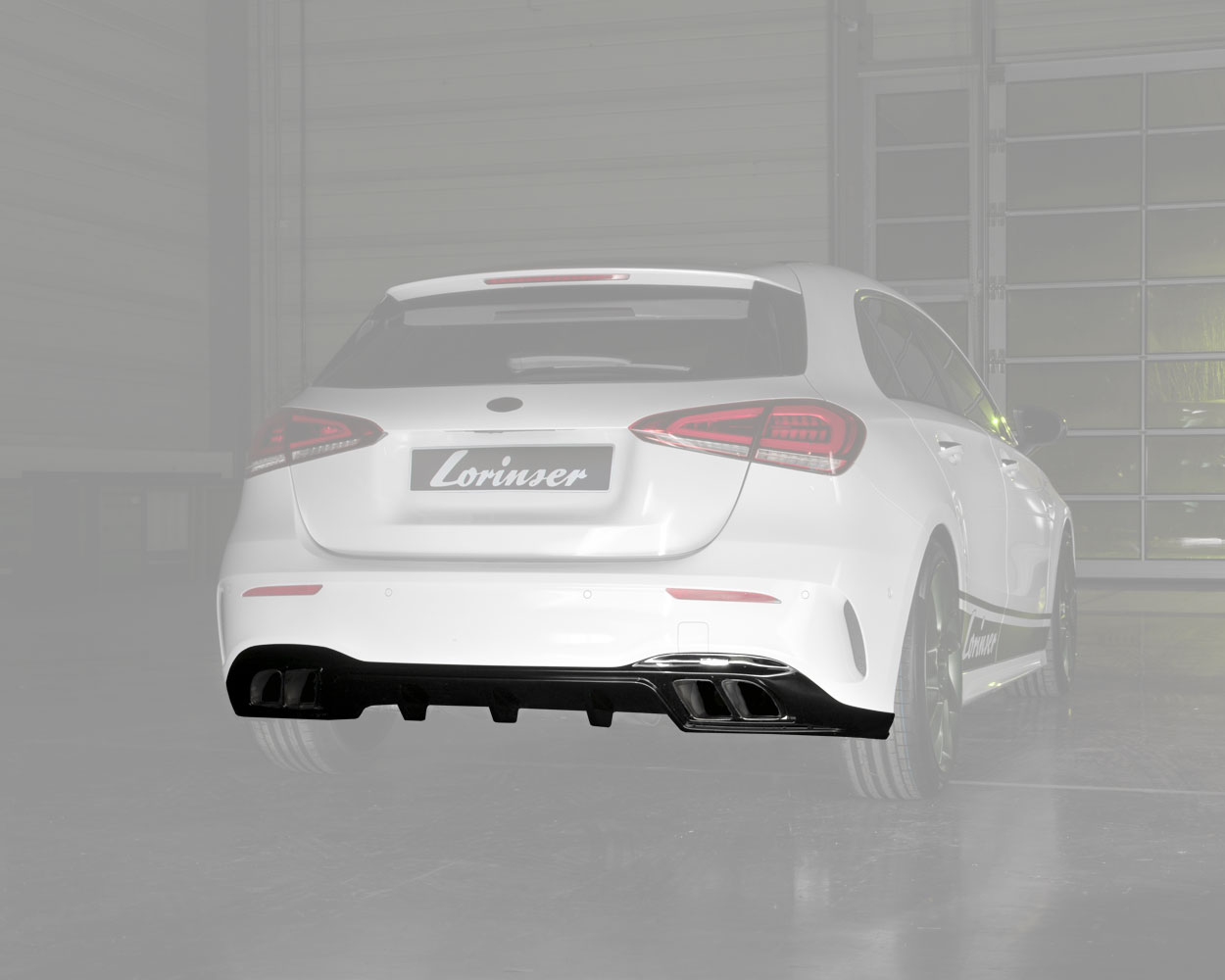 W177 A-Class Sports Exhaust System